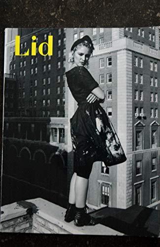LID MAGAZINE 9 2009 COVER MADONNA BY KATE SIMON + 20 PAGES MARILYN MONROE RARE VENDU CHEZ COLETTE