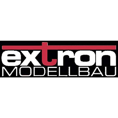 Tirante bowden extron modellbau lunghezza 1000 mm diam est 3 int 2