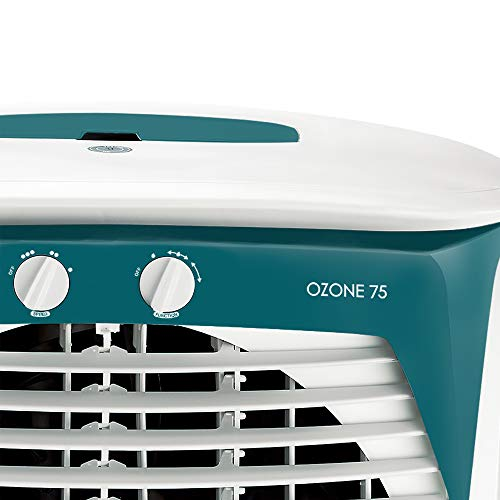 Crompton ACGC-DAC751 Desert Cooler - 75 Liter, White and Grey