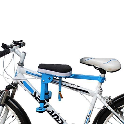 Seggiolino Anteriore Per Bici, Seggiolino Anteriore Per Mountain Bike Portabiciclette Per Bambini Portatile Per Montaggio Anteriore Portatile Con Corrimano Portabiciclette Per Seggiolino Anteriore