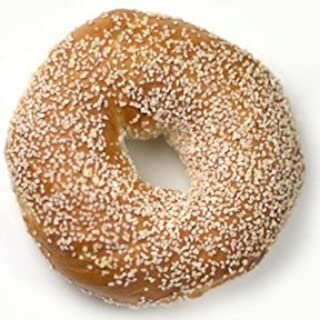 Fresh New York 1800NYCBagels Salt Bagel - DOZEN