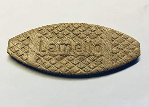 200 original Lamello Flachdübel Größe 20
