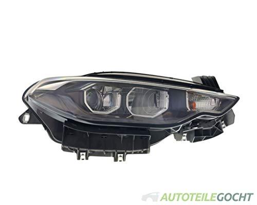 Set Magneti Marelli Scheinwerfer H7/H7 m. Motor für FIAT TIPO Kombi 356 15-> von Autoteile Gocht
