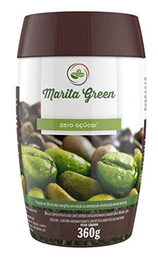 Marita Green ZERO Azucar (Caramelo funcional de Svetol para