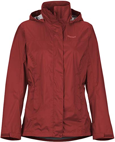 Marmot PreCip Eco Jacket Women Größe XL Sienna red