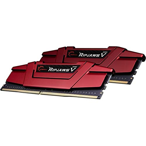 G. Skill DDR4 16 GB PC 2666 CL19 Kit (2 x 8GB) 16 GVR Ripjaws