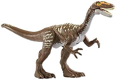 Mattel Jurassic World Attack Pack Ornitholeste Dinosaur Action Figures from Mattel