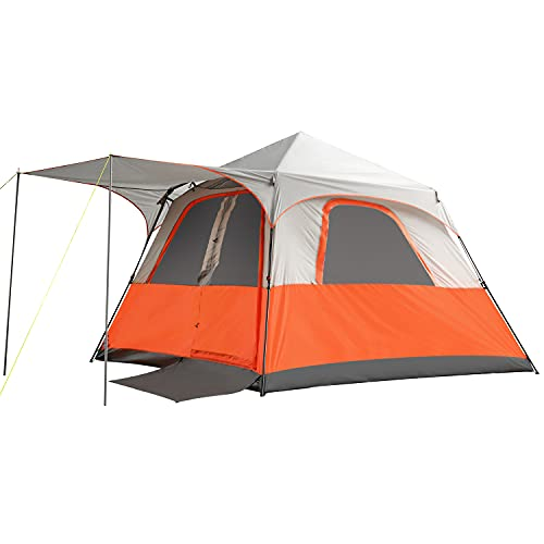 6 Person Instant Setup Cabin Tent, Camping Tent...