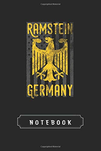 Notebook: German Grown Haitian Roots Haiti Flag Cool Cover Design Notebook and Journal Cool Gift for Friend Composition or With Lined Rule | Size 6X 9 | for Taking Note and Journal