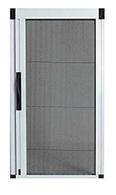 Greenweb Retractable Screen Door 37 inch by 97 inch Kit DIY Sawability