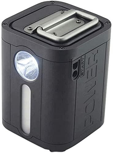 Arrancador de Coches, Fuente de alimentación de emergencia - 26800mAh 20000mAh Power Power Battery Drink Batería de la batería para portátil Camping Senderismo Cuadernos Cuadernos Motocicletas Mountai