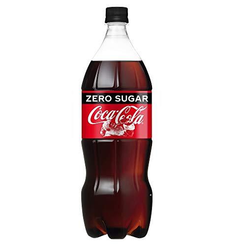 スマートマットライト  コカ・コーラ ゼロ 1.5L PET ×6本