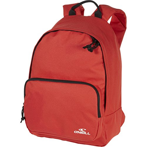 O´Neill AC Coastline Logo Backpack - Mochila, color rojo vivo