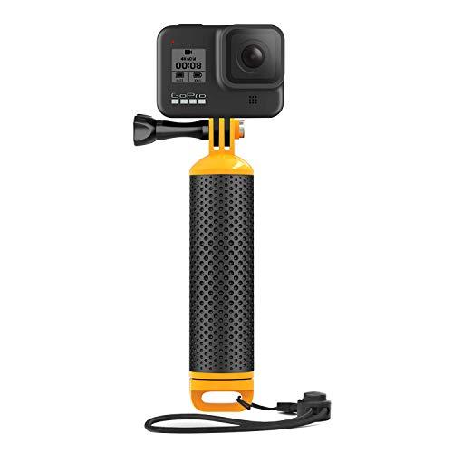 Sametop Schwimmender Handgriff Wasserdicht Handgriff Floating Hand Grip Einbeinstativ Tauchen Stock für GoPro Hero 9, 8, 7, 6, 5, 4, Session, 3+, 3, 2, 1, Hero (2018), Fusion, Max Kameras