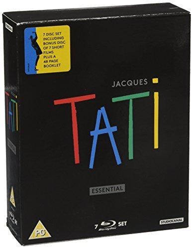 Jacques Tati Collection - 7-Disc Box Set ( Jour de fête / Les vacances de Monsieur Hulot / Mon oncle / Play Time / Trafic / Parade ) [ UK Import ] (Blu-Ray)