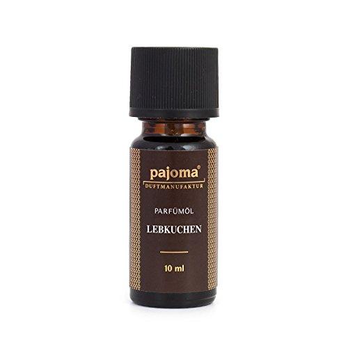 pajoma Duftöl Lebkuchen, Golden Line, Parfümöl, 10 ml