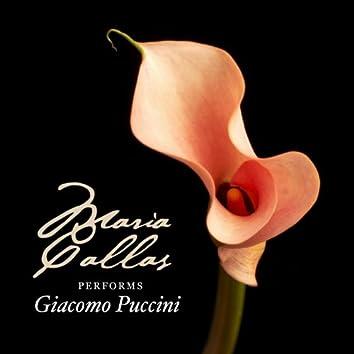 Maria Callas performs Giacomo Puccini