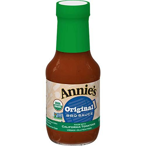 Annie's Original Recipe BBQ Sauce Certified Organic, Vegan, Gluten Free, 12 oz