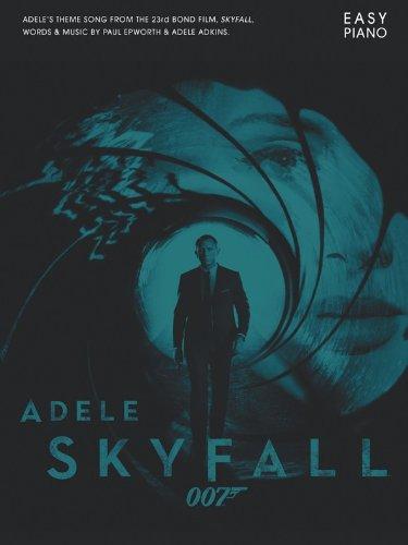 Skyfall - James Bond Theme (Easy Piano): Noten für Klavier