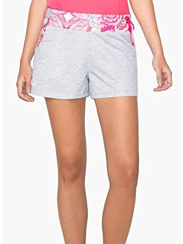 Desigual Pantalones para Mujer 71P2SB82042L, Gris Vigore Gris, L, 71P2SB8