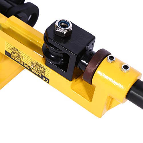 Carbon Steel, Manual Pipe Bender Bending Tool For Making Roll Cages, Frames, Furniture, Awnings And Canopies