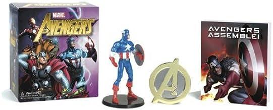The Avengers (Mega Mini Kits) by Danielle Selber (2012-04-24)