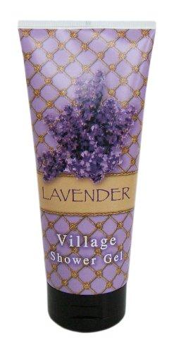 Village Lavender Shower Gel, 1er Pack (1 x 200 ml)
