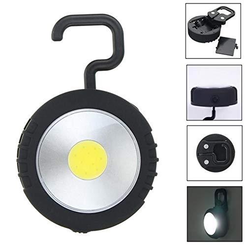 No hay necesidad conectar Camping magnética LED Light