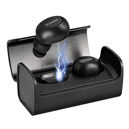 Earphones Goswer Bluetooth Waterproof Smartphone