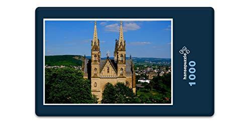 hansepuzzle 63083 Religion - Appolinaris Kirche, 1000 Teile in Hochwertiger Kartonbox, Puzzle-Teile in wiederverschliessbarem Beutel.