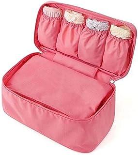 حقيبة متعددة الاستخدامات لتنظيم الملابس الداخلية للنساء مناسبة للسفر