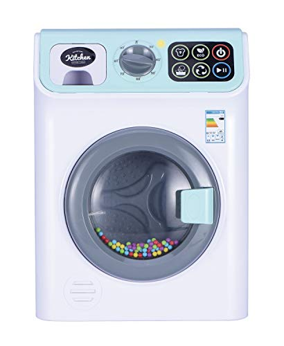 Oojami My First Appliance Washing Machine Realistic Sounds and Lights Makes an Ideal Gift for Kids