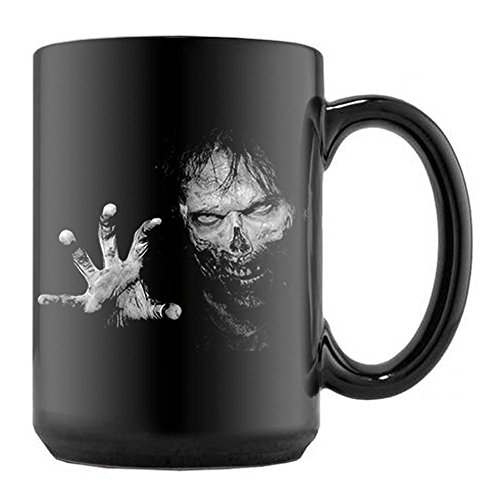 Zombie Coffee Mug Halloween Zombies Mugs Walking Dead Cup Gift