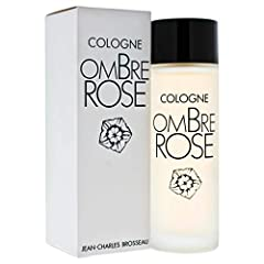 This product is made of high quality material It is recommended for romantic wear This Product Is Manufactured In France Ombre Rose was launched by the design house of Jean Charles Brosseau This product is a fragrance item that comes in retail packag...