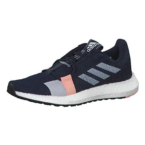 adidas Senseboost Go W - Zapatillas de trail para mujer, color Azul, talla 44 EU