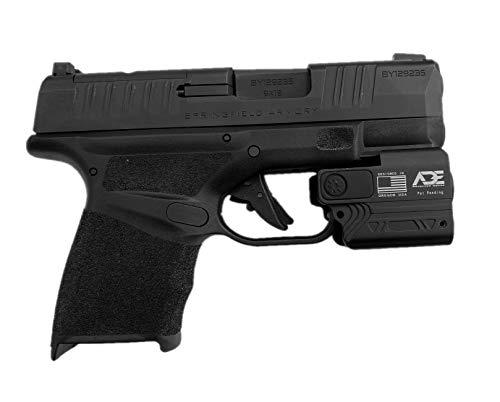 Ade Advanced Optics HG54G Plus-1 Strobe Laser Flashlight Combo Sight for Pistol Handgun, Green …