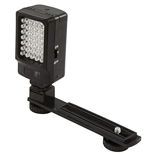 Faretto Luce Video Flash Universale A Led Per Fotocamera O Videocamera