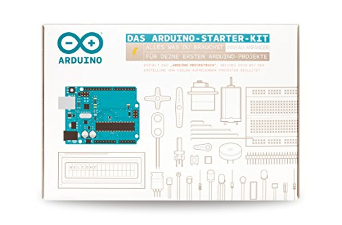 Arduino Starter Kit For Beginner K040007 [German Projects Book]
