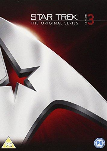 Star Trek: The Original Series Remastered - Season 3 [UK Import]