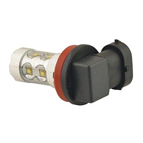 ZGMA H11 Automatique Ampoules électriques 60W LED SMD 800lm 12 LED Lampe Frontale White H11 H8