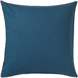 Ikea Vigdis blue cushion cover 20