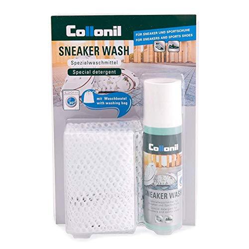 Collonil Sneaker Waschung Reinigungsmittel für Textil Turnschuhe und Sports Schuhe - Neutral, 100ml