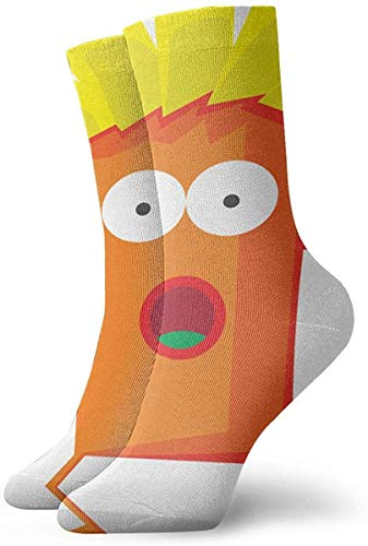BEDKKJY Crew sokken tribal naadloos groen patroon designer willekeurige mannen panty's party sokken ruimtes voor de jongeren
