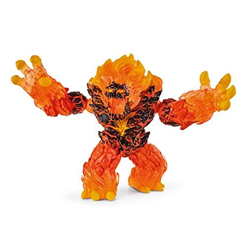 Schleich 70145 Figura de Juguete - Demonio de Lava (Eldrador® Creatures)