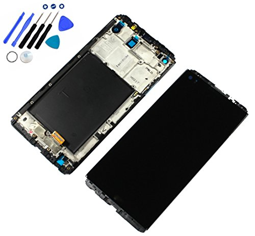 Eaglestar for LG V20 Replacement LCD Screen Assembly with Touch Screen Digitizer and LCD Pre-Installed with Housing Fit LG V20 LS997 US996 VS995 H918 H990 H910 H915