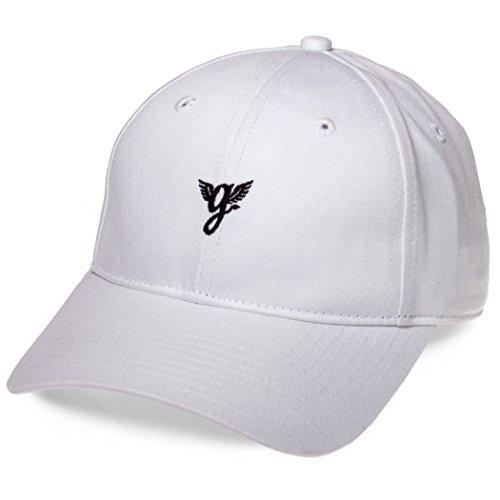 GRIMEY Gorra Heritage Curved Visor FW17 White-Strapback