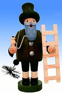 KWO Good Luck Chimney Sweep German Smoker SMK210X24