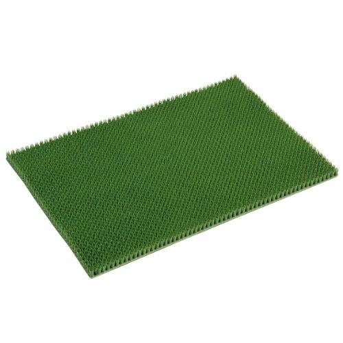 Xclou 274570 Allwettermatte 60 x 40 cm, grün