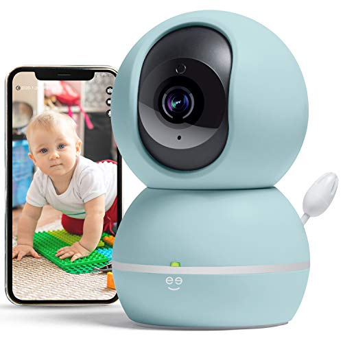 Geeni Smart Home Pet and Baby Monitor with Camera