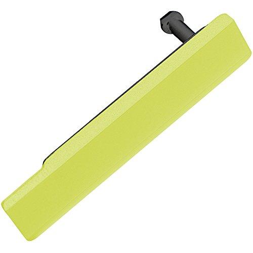 Original Sony SIM-Cover Lime/lind für Sony D5503 Xperia Z1 Compact (Simkarten Abdeckung, Dichtung, Kappe) - 1276-8196